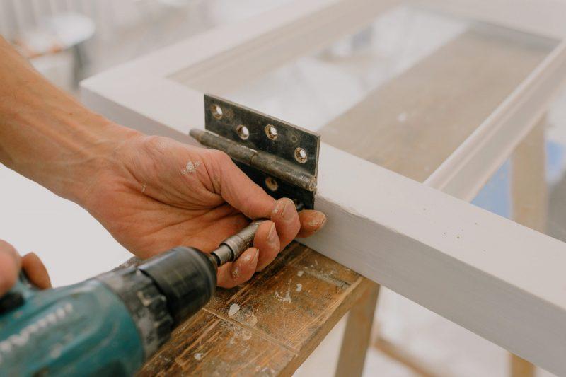 Fixings, Ironmongery & Electrical