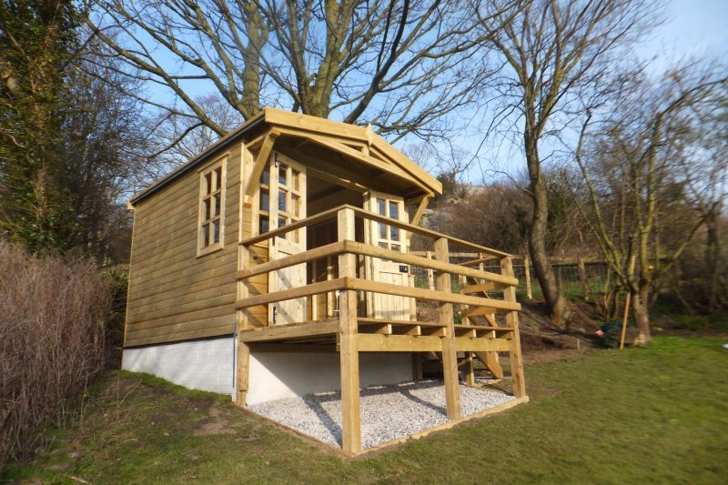 Sheds & Summerhouses