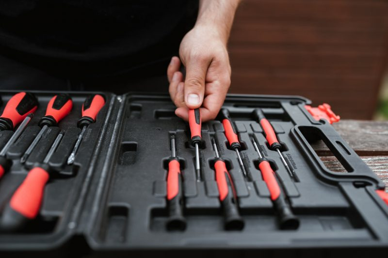 Tools, Safety & Workwear